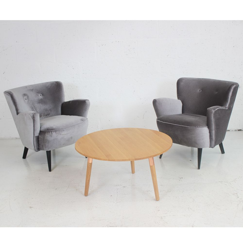 Suede Armchair Grey Armchair Suede Chair